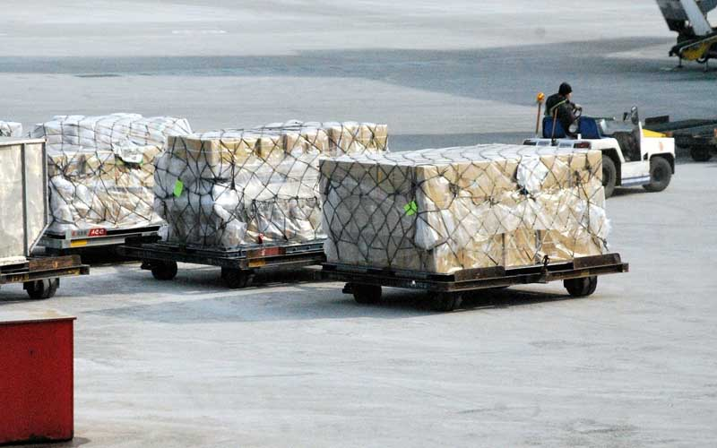 Freight service update