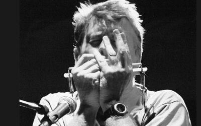 Blues legend John Crampton plays the Buntingford Classic